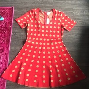Anthropologie Dress size XL